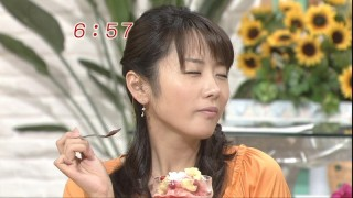 高島彩のエロいイキ顔お宝画像