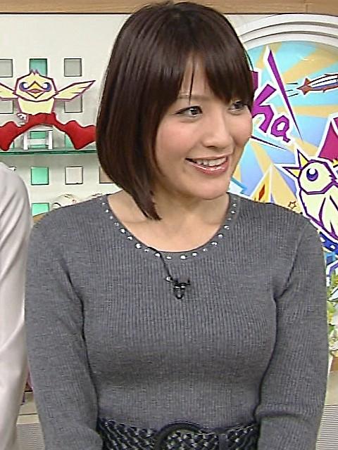 画像 : 【日テレ】小熊美香アナ...