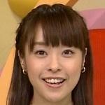 片山千恵子アナ巨乳おっぱいの谷間胸チラリの放送事故エロお宝画像