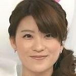 郡司恭子・パンチラ&フェラ顔の放送事故エロお宝画像