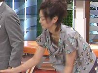 夏目三久おっぱいポロリ乳首露出放送事故エロお宝画像miku-natsume2