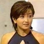 斎藤陽子パンチラ&おっぱいの谷間チラリの放送事故エロ画像