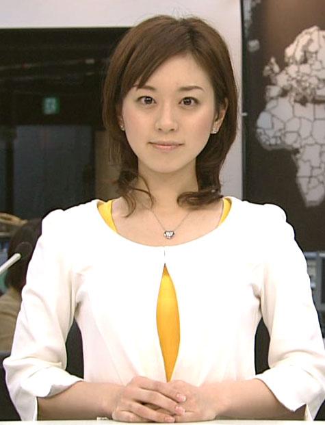 FBS福岡放送の可愛くて美人女子アナウンサー伊藤舞の画像