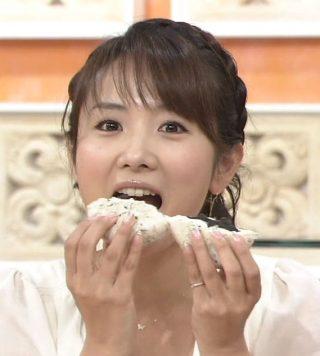 高島彩のエロいフェラ顔お宝画像