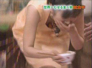高島彩アヤパンおっぱいポロリ谷間胸チラリ放送事故エロお宝画像
