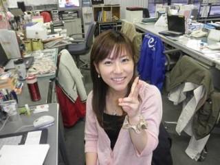 重長智子アナウンサー