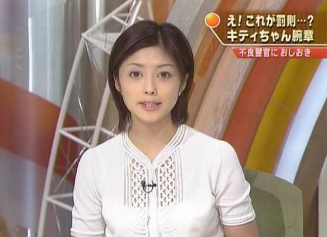 吉田恵アナウンサー