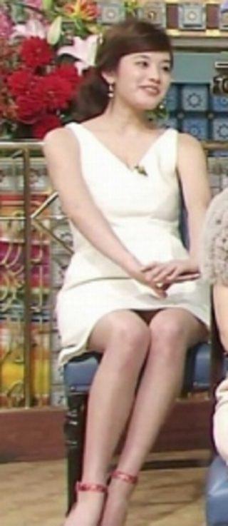 筧美和子パンチラ放送事故エロお宝画像