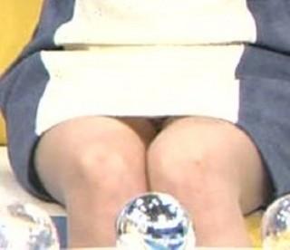 村主章枝パンチラ放送事故エロお宝画像