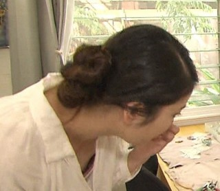 武井咲乳首ポロリ放送事故エロお宝画像