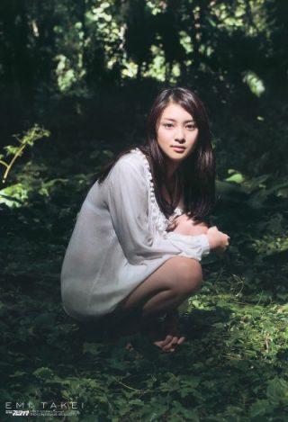 武井咲パンチラエロお宝画像8