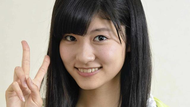 AKB谷口めぐパンチラ放送事故エロお宝画像