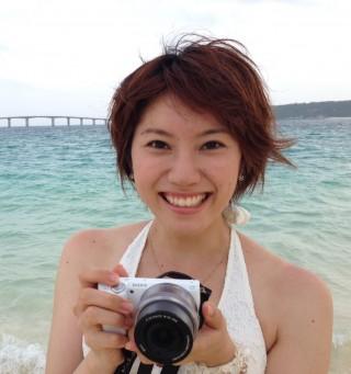 柿木綾乃アナウンサーの水着画像