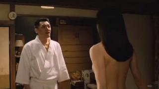 山口智子過激全裸ヌード濡れ場エロお宝画像4