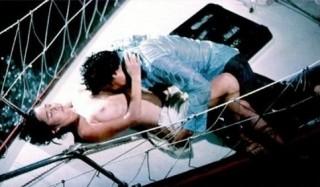高樹沙耶ヘアヌード濡れ場画像映画 沙耶のいる透視図(1983年) チ・ン・ピ・ラ(1984年)1-1