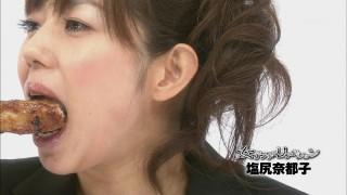 塩尻奈都子アナフェラ顔放送事故エロお宝画像11
