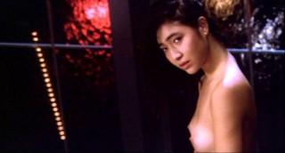 高樹沙耶ヘアヌード濡れ場画像映画 沙耶のいる透視図(1983年) チ・ン・ピ・ラ(1984年)13