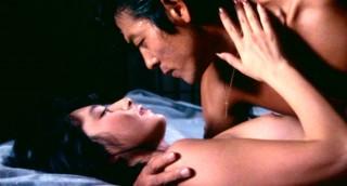 高樹沙耶ヘアヌード濡れ場画像映画 沙耶のいる透視図(1983年) チ・ン・ピ・ラ(1984年)6