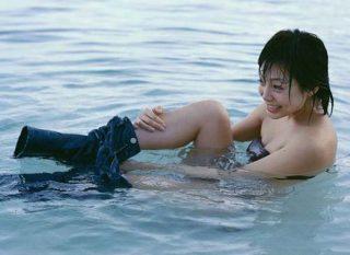 相武紗季水着エロ画像13