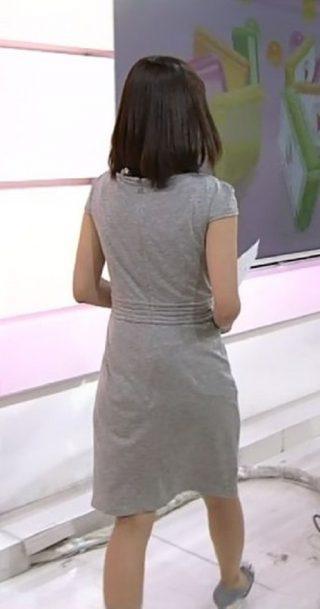 合原明子アナお尻パン線エロお宝画像