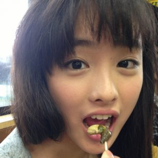 大友花恋のエロいフェラ顔お宝画像