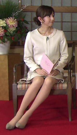 伊藤弘美アナパンチラ放送事故エロお宝画像