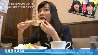 柴田阿弥のエロいフェラ顔お宝画像