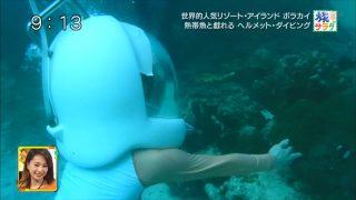 西山真以水着エロお宝画像